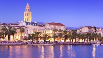 Private trip to Split from Zadar