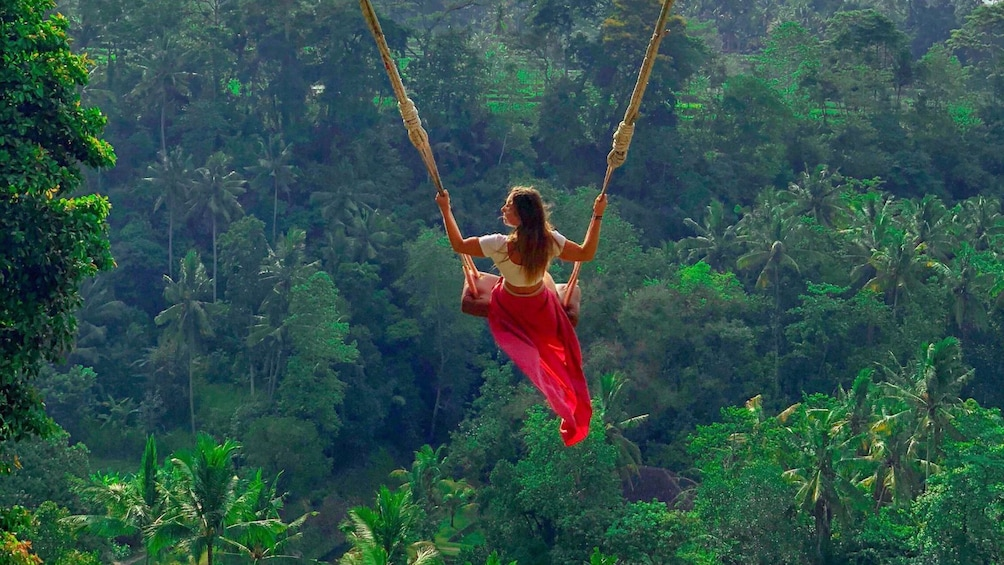 Show item 2 of 8. Bali Swing and Ubud Day Tour