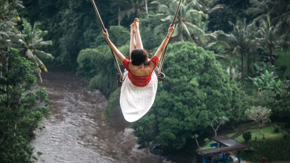 Show item 8 of 8. Bali Swing and Ubud Day Tour