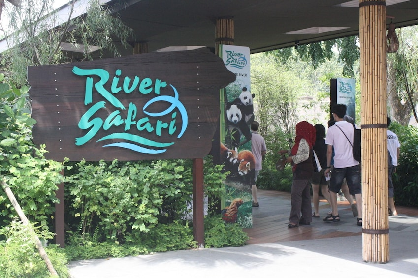 Show item 2 of 8. River Safari Ticket with Hotel Pickup