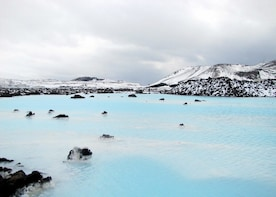 Roundtrip Transfer to & from Blue Lagoon