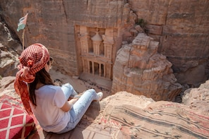 Petra 2 Day Tour from Eilat