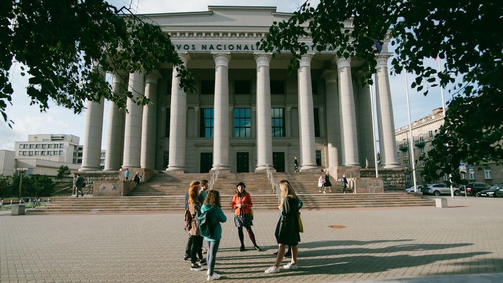 Show item 2 of 8. Soviet Vilnius Tour