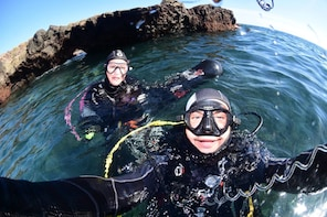Two amazing dives for certified divers
