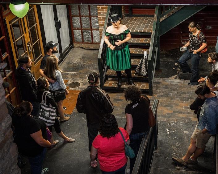 Show item 1 of 9. Seattle Haunted Pub Tour