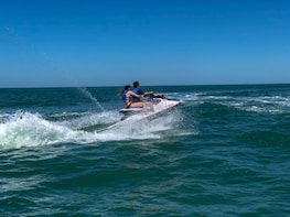 Jet Ski Fun Ride - 1 Hour