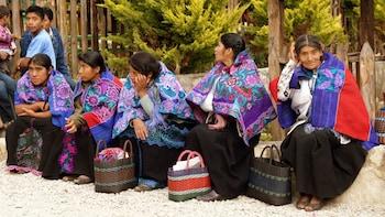 Indigenous Peoples; Zinacantan and San Juan Chamula