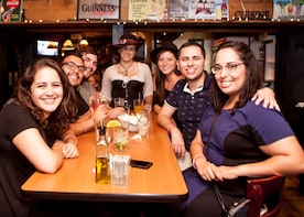 Old Town Alexandria Haunted Bar Tour