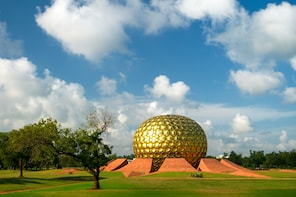 Day Tour to Pondicherry from Chennai with Guide & Transport