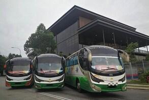 Shared Shuttle - Malacca / Melaka City