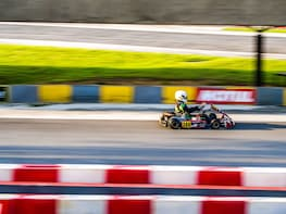 Half-Day Go Karting Adventure and Putrajaya Tour
