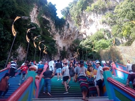 Half Day Glimpse Of Countryside + Batu Caves Tour