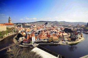 Cesky Krumlov full-day bus tour from Prague