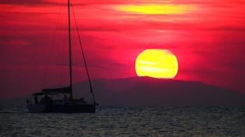 Sunset Cruise with Wine