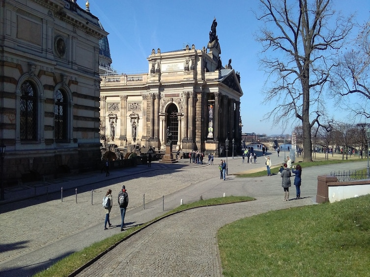 Show item 2 of 5. Dresden and Zwinger Gallery one-day bus tour from Prague