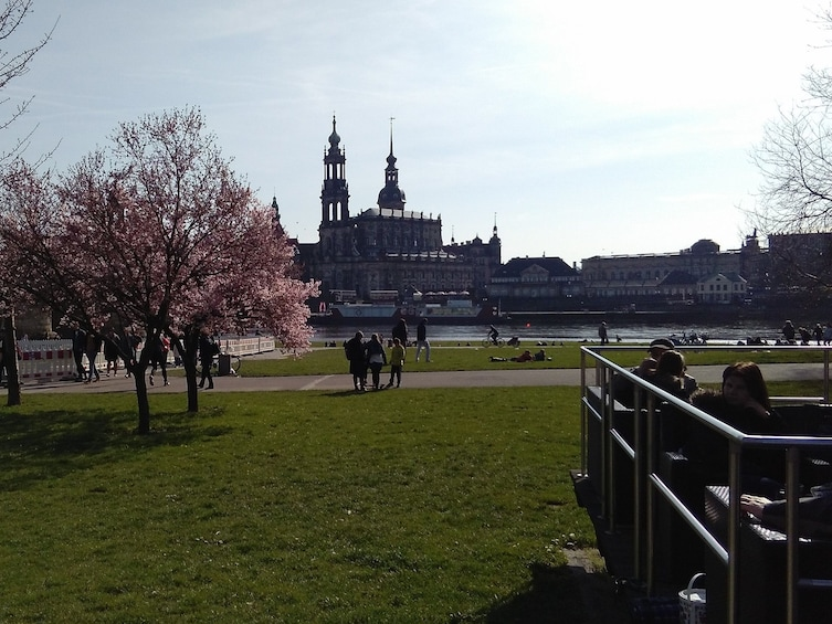 Show item 5 of 5. Dresden and Zwinger Gallery one-day bus tour from Prague
