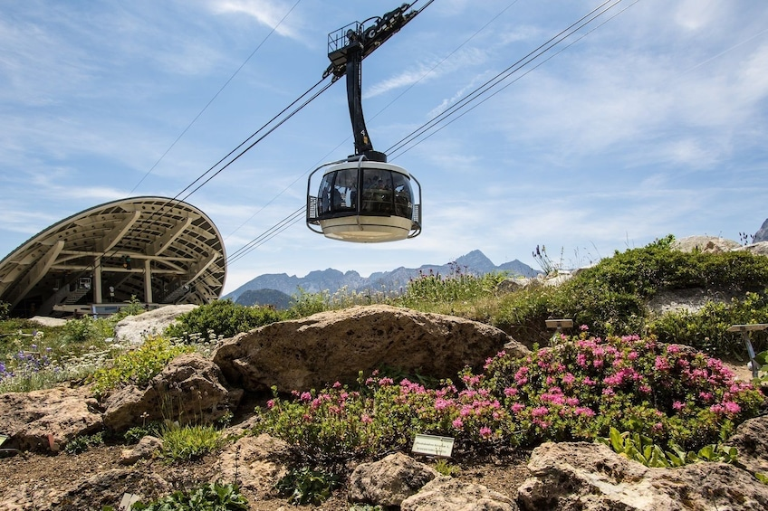 Show item 3 of 10.  Monte Bianco Skyway Experience