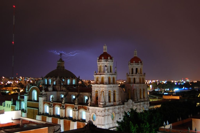 Show item 5 of 8. Mexico: Puebla, Tlaxcala & volcano hiking