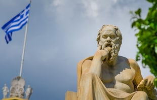 Athens Highlights: Myths & Philosophers Private Walking Tour