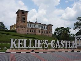 Ipoh Heritage:Kellie's Castle,Railway Station,Perak Caves