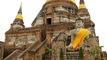 Private Ancient Ayutthaya Food Day Tour by SBK Travel