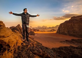 Full Day Private Tour To Wadi Rum from Amman