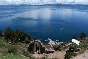 2 days Titicaca Lake, Uros and Taquile Islands from Cusco.