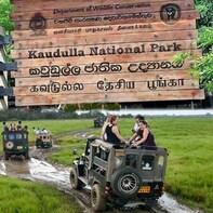 Kaudulla National Park Wildlife Safari