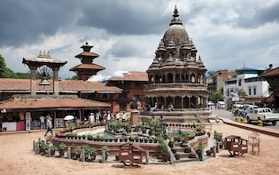 Full day Bhaktapur and Patan Durbar square sightseeing