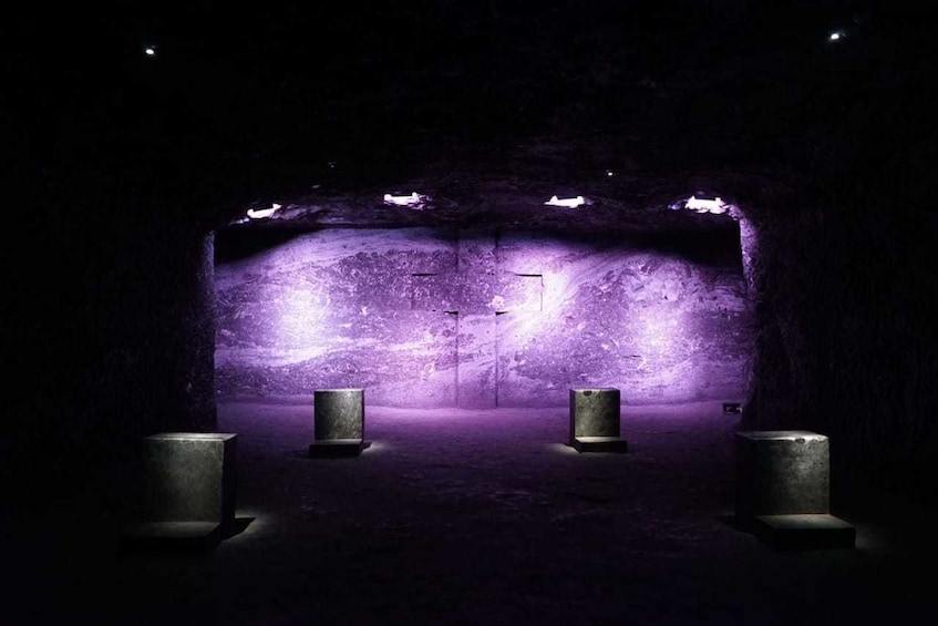 Show item 3 of 5. Salt Cathedral, The Colombian First Wonder.