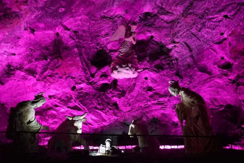 Show item 5 of 5. Salt Cathedral, The Colombian First Wonder.