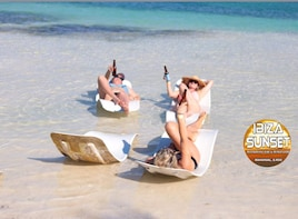 Costa Maya All Inclusive Ibiza sunset Beach Break Day Pass