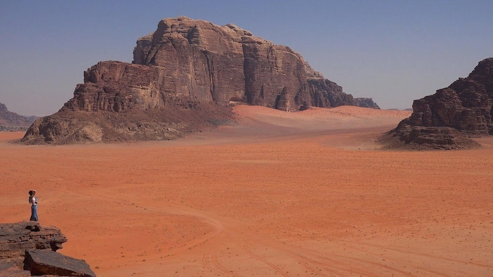 Show item 2 of 10. Experience Petra & Wadi Rum in One Day From Amman