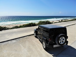 Cozumel Jeep Tour: Mayan ruins, Tequila and Beach Snorkeling