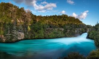 Aratiatia Dam Release + Huka Falls