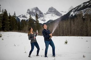 Holiday Photographer in Kananaskis