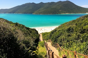 One day in Arraial do Cabo