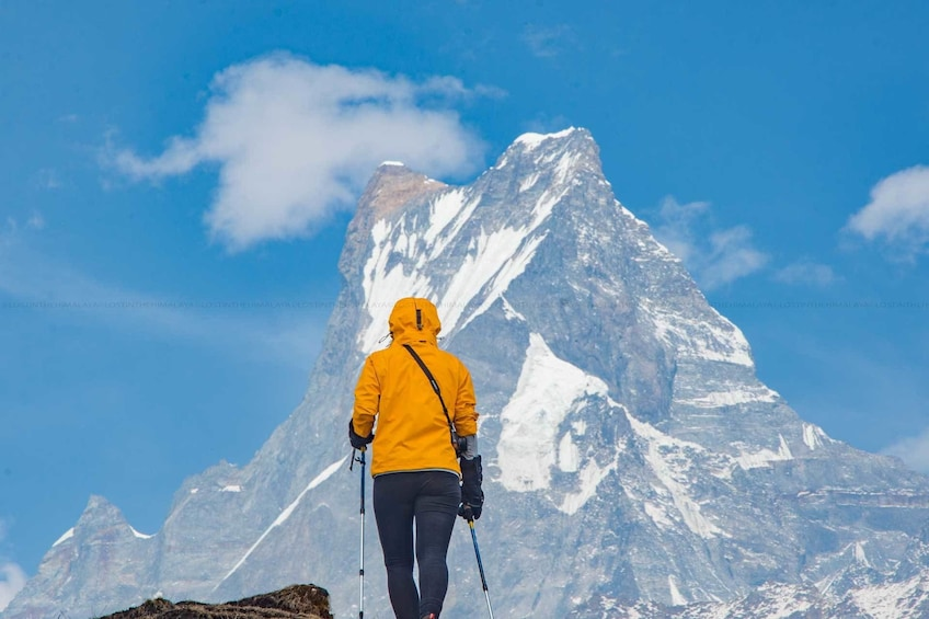 Show item 3 of 7. Mardi Himal Trekking from Kathmandu