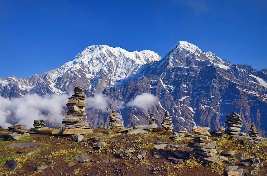 Show item 1 of 7. Mardi Himal Trekking from Kathmandu