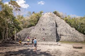 Private Tour Coba, Tulum with Aldea Maya & Cenote Multum-Ha