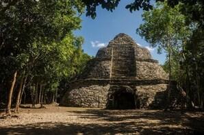 Private Tour Coba & Cenote Multum-Ha
