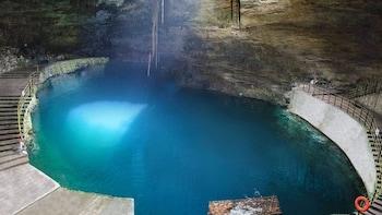 Private Tour Ek' Balam & Cenote Hubiku with Valladolid