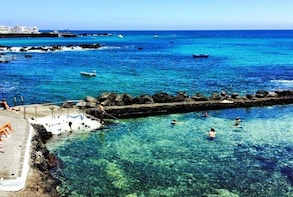 Discover the North of Lanzarote by Jeep