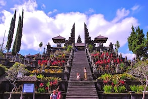 Besakih Bali's Mother temple tour