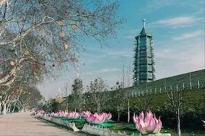 Nanjing Day Trip from Shanghai include Sun-Yatsen Tomb