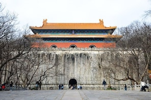 Private Nanjing Day tour from Shanghai by Bullet train