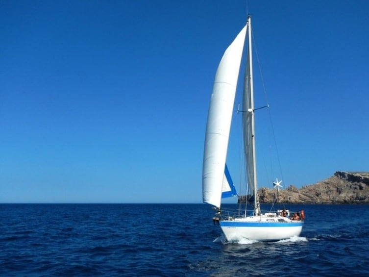 Show item 3 of 4. Exclusive Sailing day in Menorca