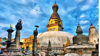 Explore Swayambhunath, Pashupatinath and Bhaktapur Durbar