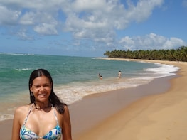 Praia do Gunga Day Tour from Maceió