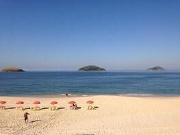 All day four beaches tour from Itacaré